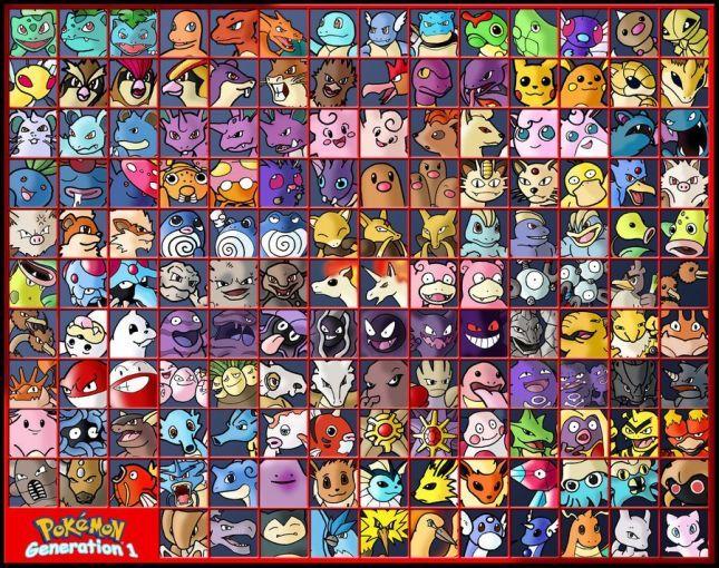 Fond Ecran Pokemon